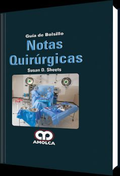 GUIA DE BOLSILLO. NOTAS QUIRURGICAS