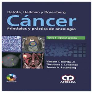 CANCER 10ED. TOMOS I/II  -PRINCIPIOS Y PRACTICA DE ONCOLOGIA-