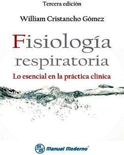 FISIOLOGIA RESPIRATORIA 3ED.