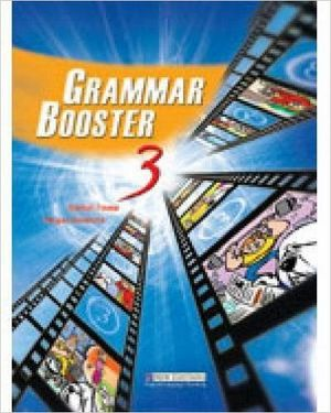 GRAMMAR BOOSTER 3RO. STUDENT BOOK                       (CENGAGE)