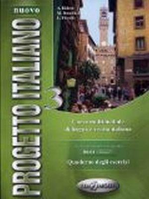 NUOVO PROGETTO ITALIANO 3 B2-C1 LIBRO DEGLIESERCIZI