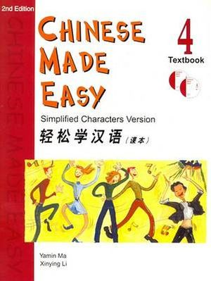 CHINESE MADE EASY TEXTBOOK 4 (STUDENT'S BOOK + AUDIO CD)