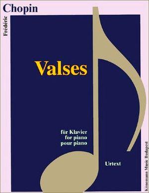 VALSES (PARTITURA)