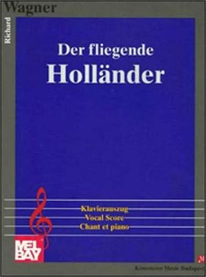 DER FLIEGENDE HOLLANDER (PARTITURA)