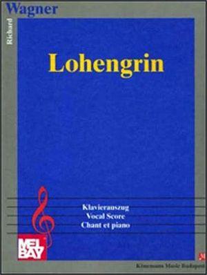 LOHENGRIN   (PARTITURA)