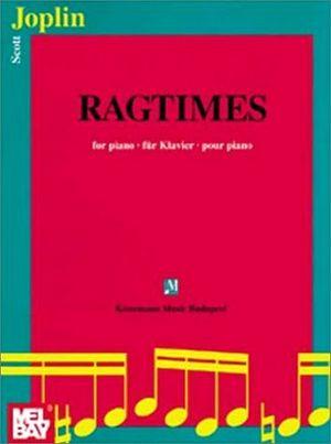 RAGTIME (PARTITURA)