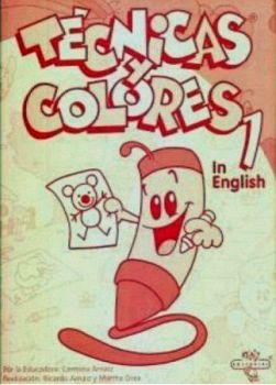 TECNICAS Y COLORES 1RO. IN ENGLISH