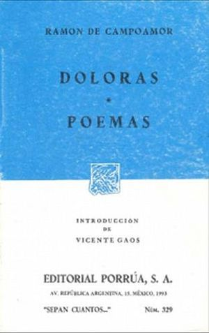 329 DOLORAS, POEMAS