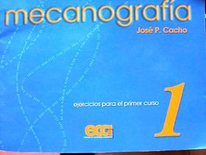 MECANOGRAFIA 1RO.