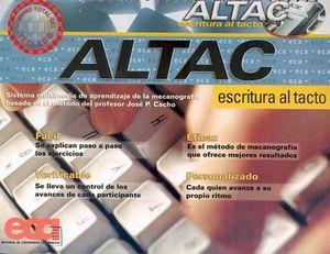 ALTAC. ESCRITURA AL TACTO
