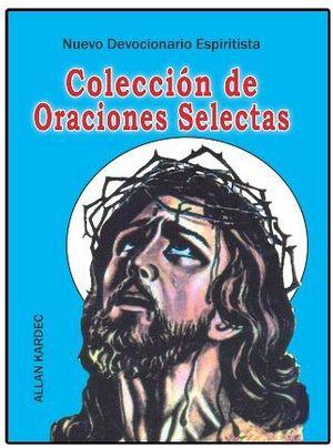 COLECCION DE ORACIONES ESCOGIDAS -LB/NVA.ED.-  (HIDRO)