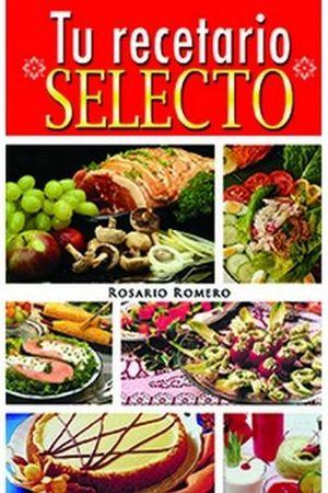 TU RECETARIO SELECTO   -LB-  (HIDRO)