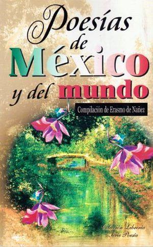 POESIAS DE MEXICO Y DEL MUNDO -LB-  (HIDRO)