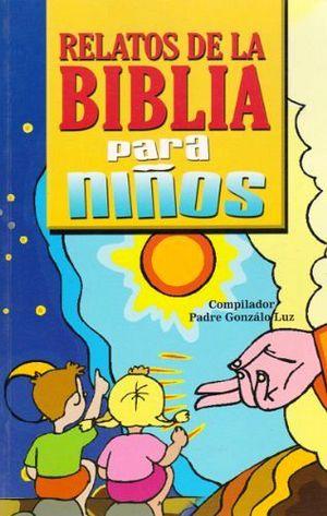 RELATOS DE LA BIBLIA PARA NIÑOS -LB/S.RELIGION-  (HIDRO)