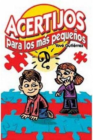 ACERTIJOS PARA LOS MAS PEQUEÑOS -LB-  (HIDRO)