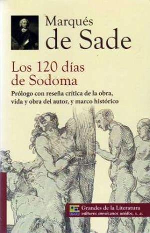 120 DIAS DE SODOMA, LOS (1/2 CARTA/GDES. DE LA LIT.)
