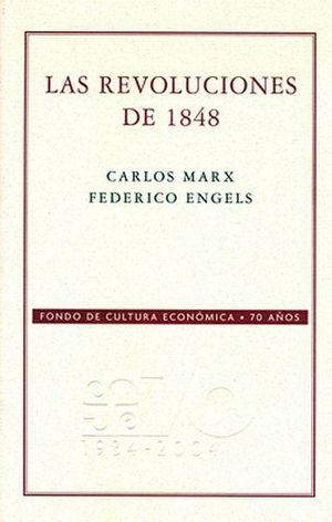 REVOLUCIONES DE 1848, LAS