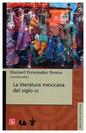 LITERATURA MEXICANA DEL SIGLO XX