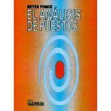 ANALISIS DE PUESTOS, EL