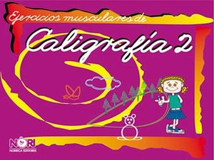 EJERCICIOS MUSCULARES DE CALIGRAFIA 2DO.