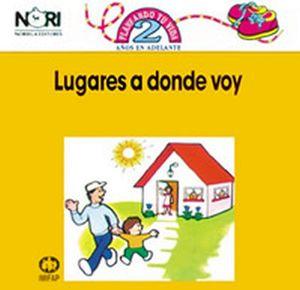 LUGARES A DONDE VOY