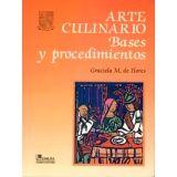 ARTE CULINARIO PARA EL PROFESIONAL DE LA COCINA