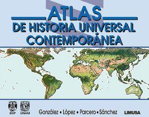 ATLAS DE HISTORIA UNIVERSAL CONTEMPORANEA