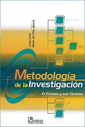 METODOLOGIA DE LA INVESTIGACION. DGB
