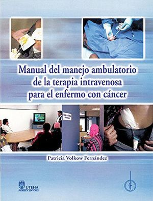 MANUAL DEL MANEJO AMBULATORIO DE LA TERAPIA