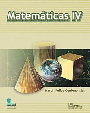 MATEMATICAS IV   (COBACH)