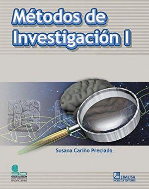 METODOS DE INVESTIGACION I   (COBACH)