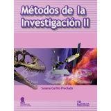 METODOS DE INVESTIGACION II   (COBACH)