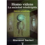 HOMO VIDENS -LA SOCIEDAD TELEDIRIGIDA- (RUSTICO)