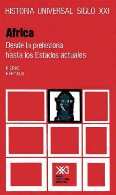 AFRICA DESDE LA PREHISTORIA HASTA LOS EDOS. ACT.