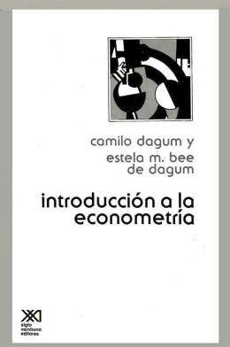 INTRODUCCION A LA ECONOMETRIA  -100263-