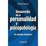 DESARROLLO DE LA PERSONALIDAD Y PSICOPAT. -ENFOQUE DINAMICO- 2ED.