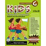 KIDS EXPLORING LANGUAGE PRIM-ELEMENTARY G STUDENT TEXT AND ACTIVI