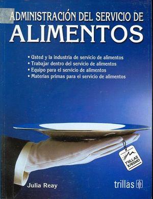ADMINISTRACION DEL SERVICIO DE ALIMENTOS