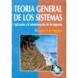 TEORIA GENERAL DE SISTEMAS 3ED.