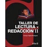 TALLER DE LECTURA Y REDACION II