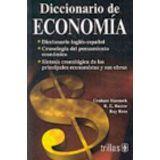 DICCIONARIO DE ECONOMIA 3ED.
