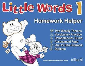 LITTLE WORDS 1 (PREESC.) HOMEWORK HELPER