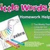 LITTLE WORDS 2 (PREESC.) HOMEWORK HELPER