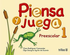 PIENSA Y JUEGA 1 (PREESC.) (2009)