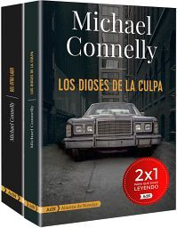 PAQUETE CONNELLY 2 (C/2 LIBROS) -LOS DIOSES/DEL OTRO LADO-
