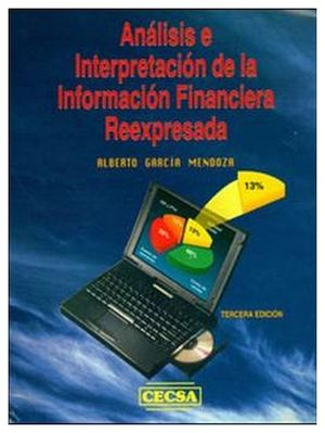 ANALISIS E INTERPRETACION DE LA INFORMACION 3ED.