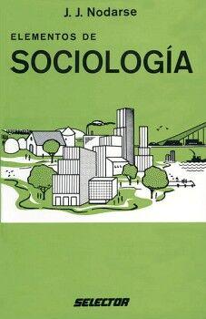 ELEMENTOS DE SOCIOLOGIA