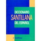 DICCIONARIO SANTILLANA DEL ESPAÑOL (SEC)