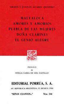 244 MALVALOCA. AMORES Y AMORIOS