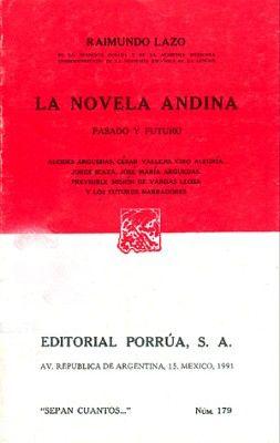 179 NOVELA ANDINA